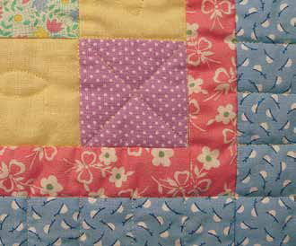 Ideas For Quilting Borders : Quilting the Quilt: Bitty Border Quilting Ideas APQS