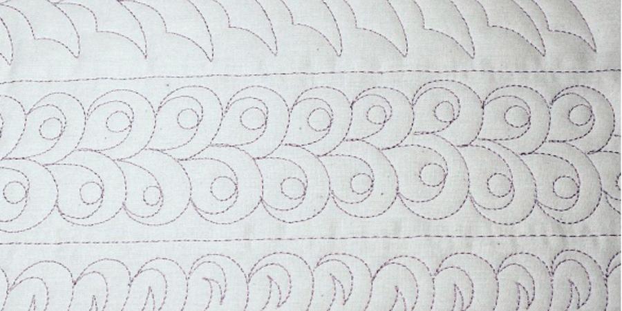 apqs, border design, border quilt design, Dawn Cavaunaugh, longarm quilting, Quilting the Quilt