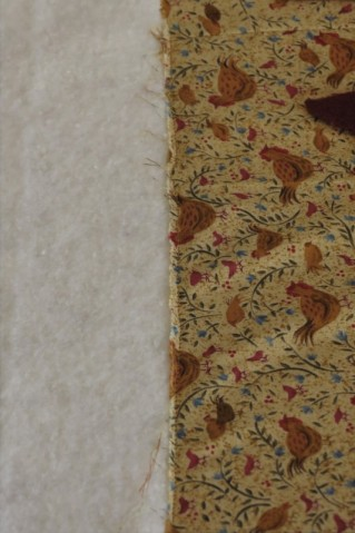 how to load a quilt, how to float a quilt top, APQS, longarm quilting