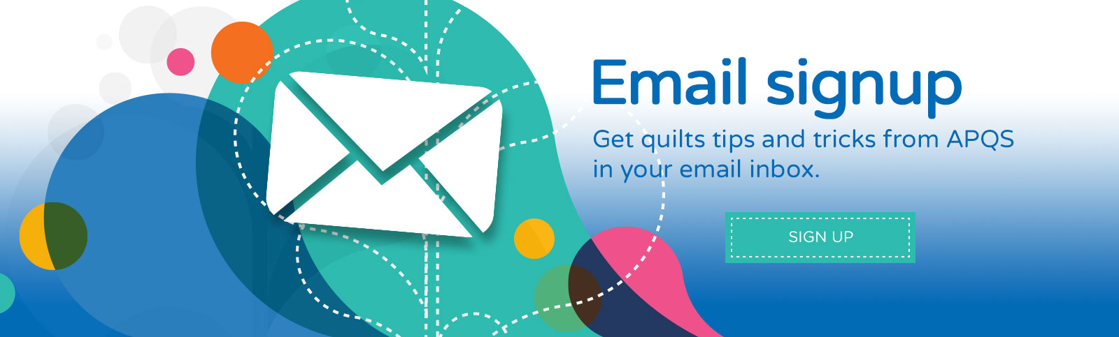 APQS Email Sign Up