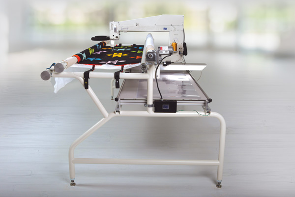 Lucey Quilting Machine with Deluxe Table Option