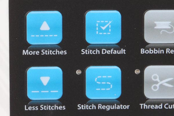 Single Stitch Buttons
