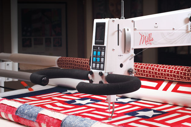 Millie Longarm Quilting Machine