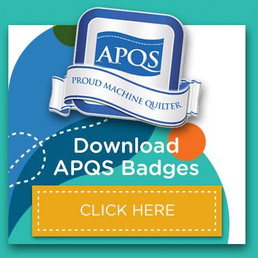 Download APQS Badges