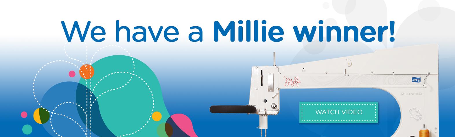 APQS Millie Winner
