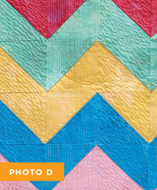 Quilting the Quilt: How much quilting is too much?
