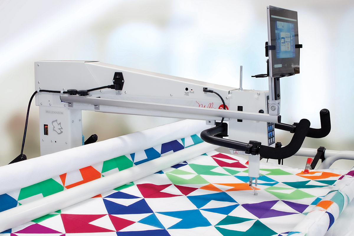 Millie30 with QuiltPath