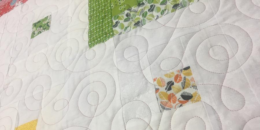 apqs, longarm quilting, quilt pattern, stay centered, matt sparrow, bradie sparrow, Sheila Van Der Linden,Sparrow Quilt Company, quilt path