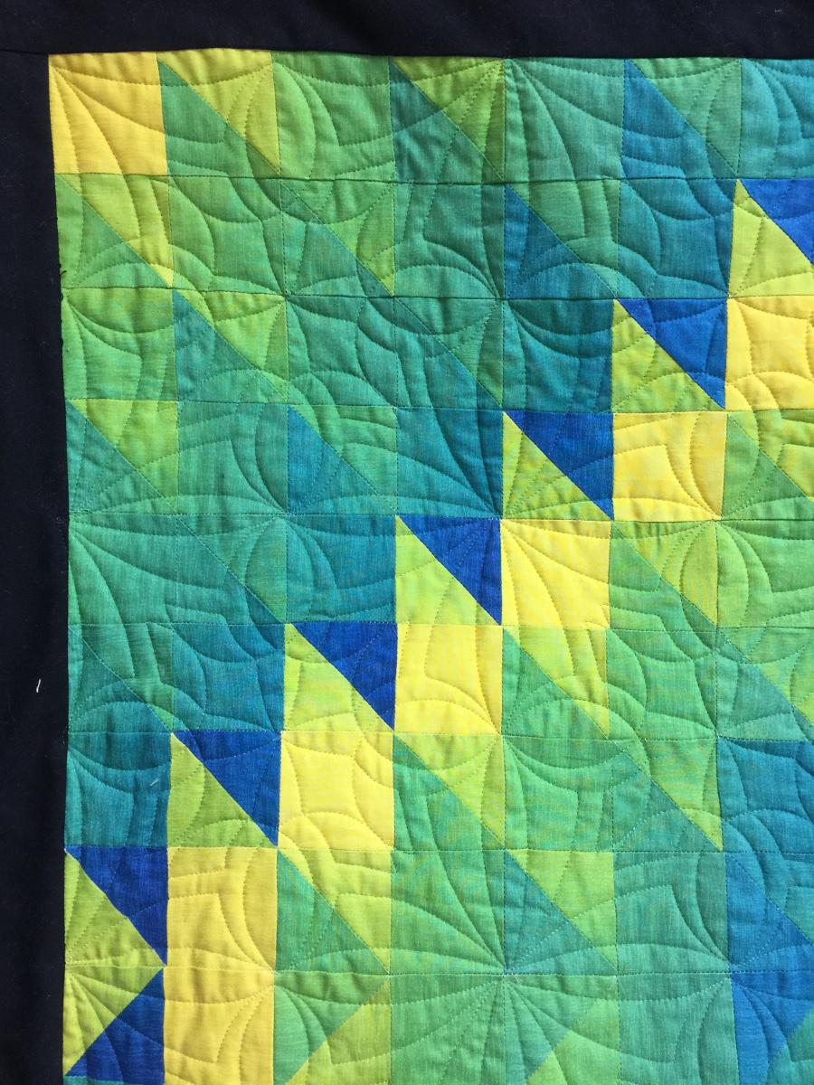 Free quilt pattern: It's Gelato Fun   APQS