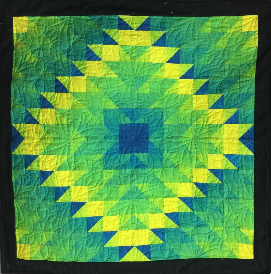 Free quilt pattern: It's Gelato Fun | APQS