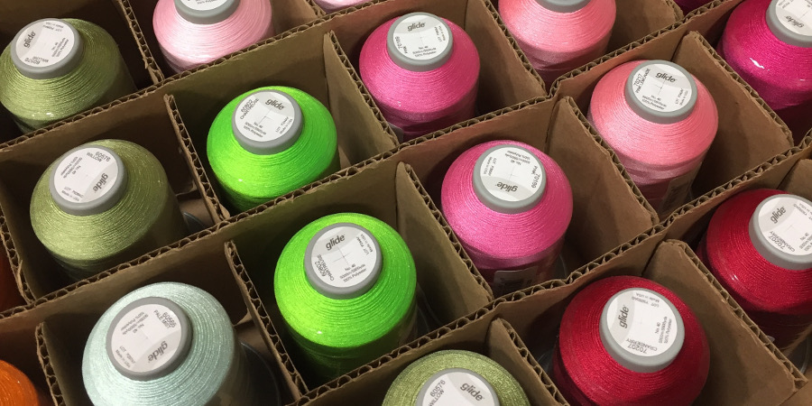 apqs quilting, longarm quilting, machine quilting thread, quilting thread, machine quilting, angela huffmann, cotton thread, polyester thread