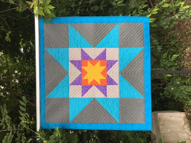 Free Quilt Pattern Stars Galore APQS Interesting Western Quilt Patterns