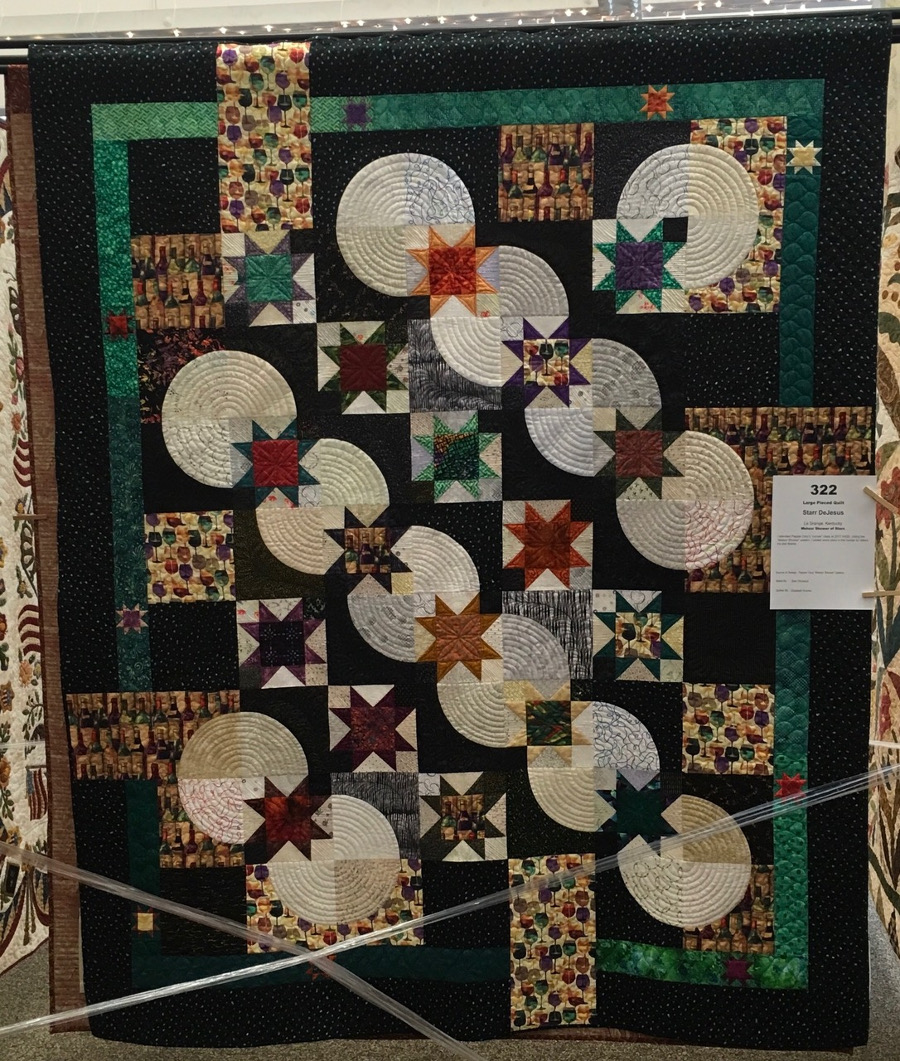 Liz Kodner, quilting business, longarm quilting, apqs, millennium, maplehurst quilt co