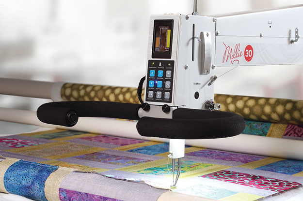 Millie30 Longarm Quilting Machine