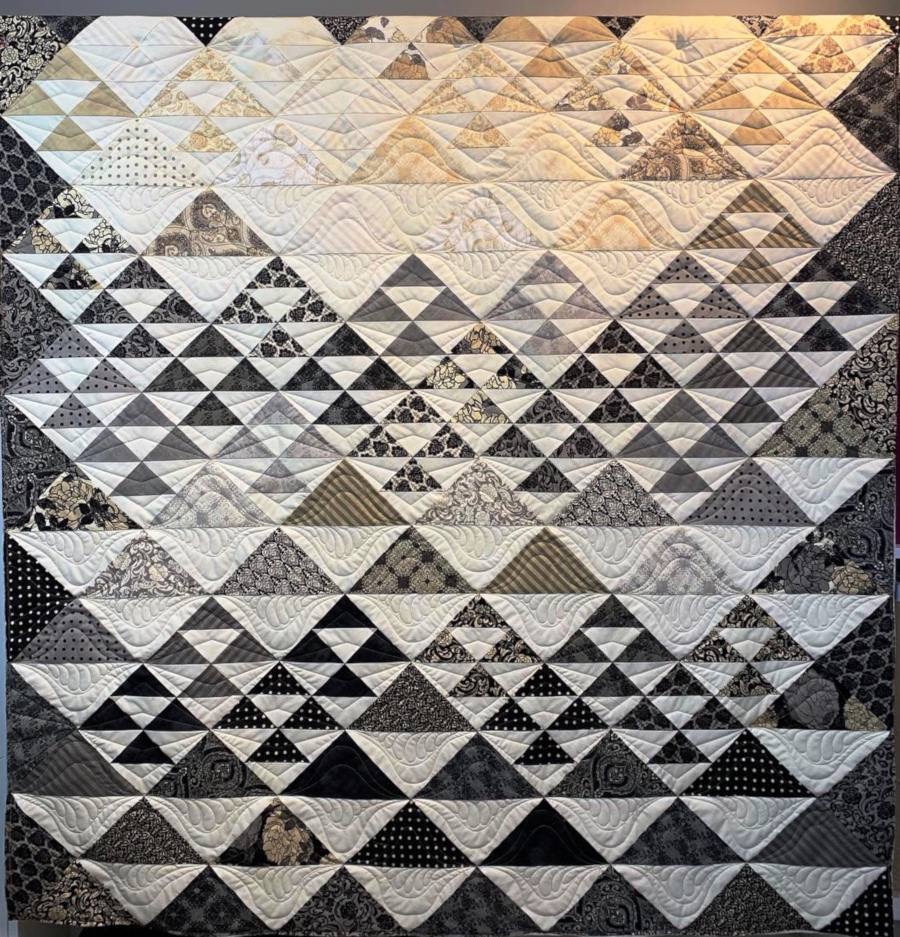 Free Quilt Pattern Head To The Mountain Apqs,Simple Landscape Design Drawings