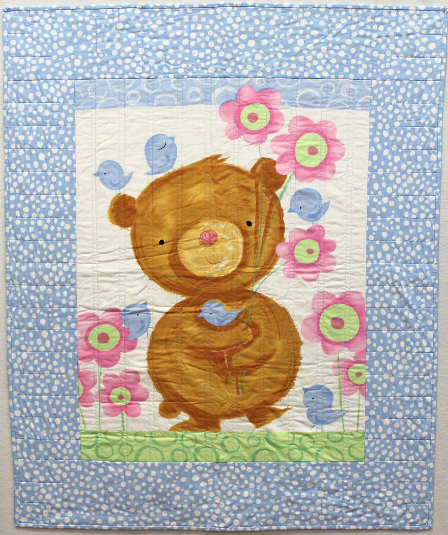 Quilt Panels, Angela Huffman, APQS Quilting, longarm quilting, how to