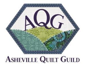 Asheville Quilt Guild Logo