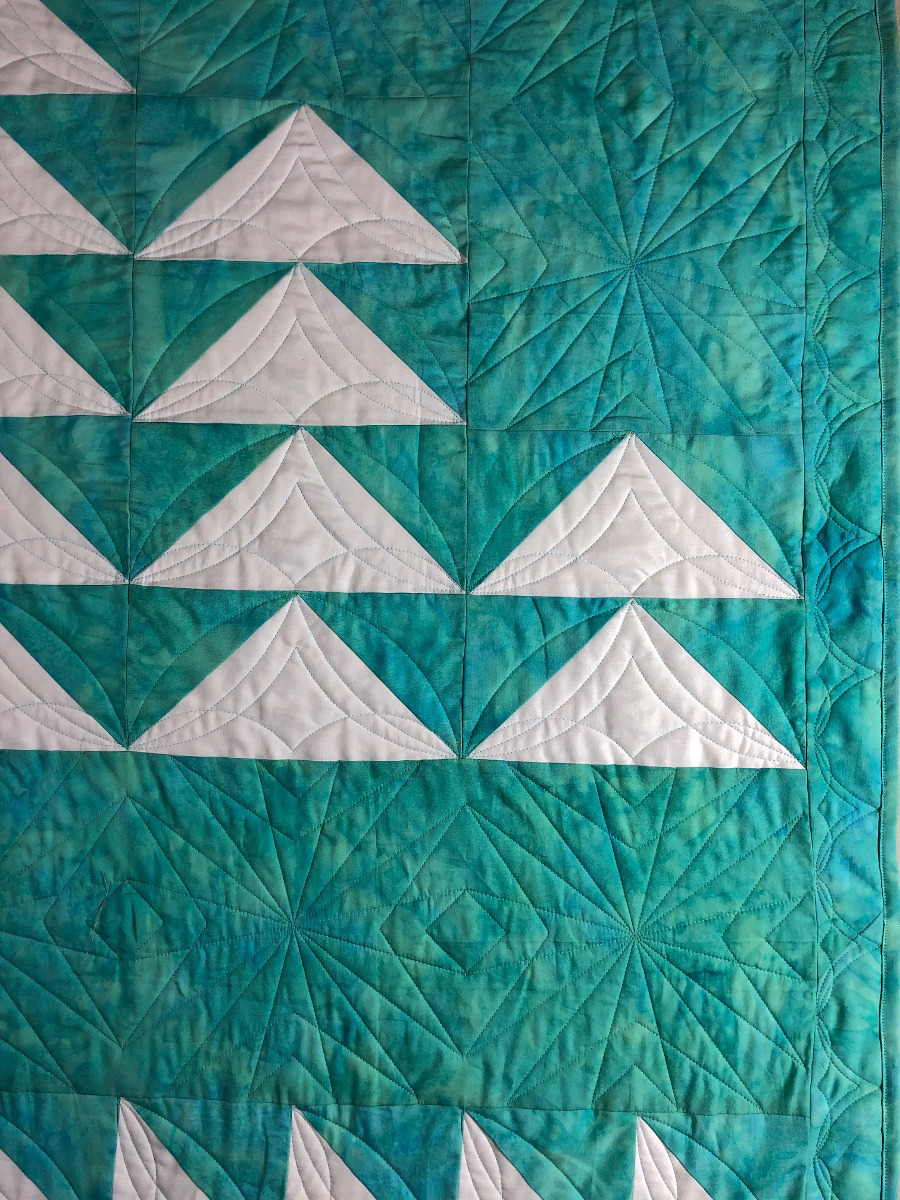 Free Quilt Pattern: Waggle's Gaggle