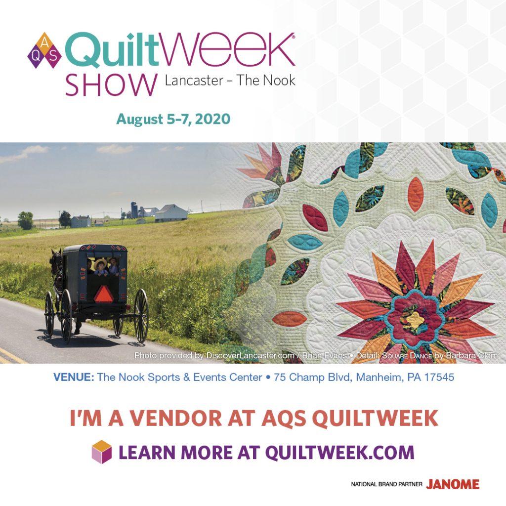 AQS Lancaster QuiltWeek