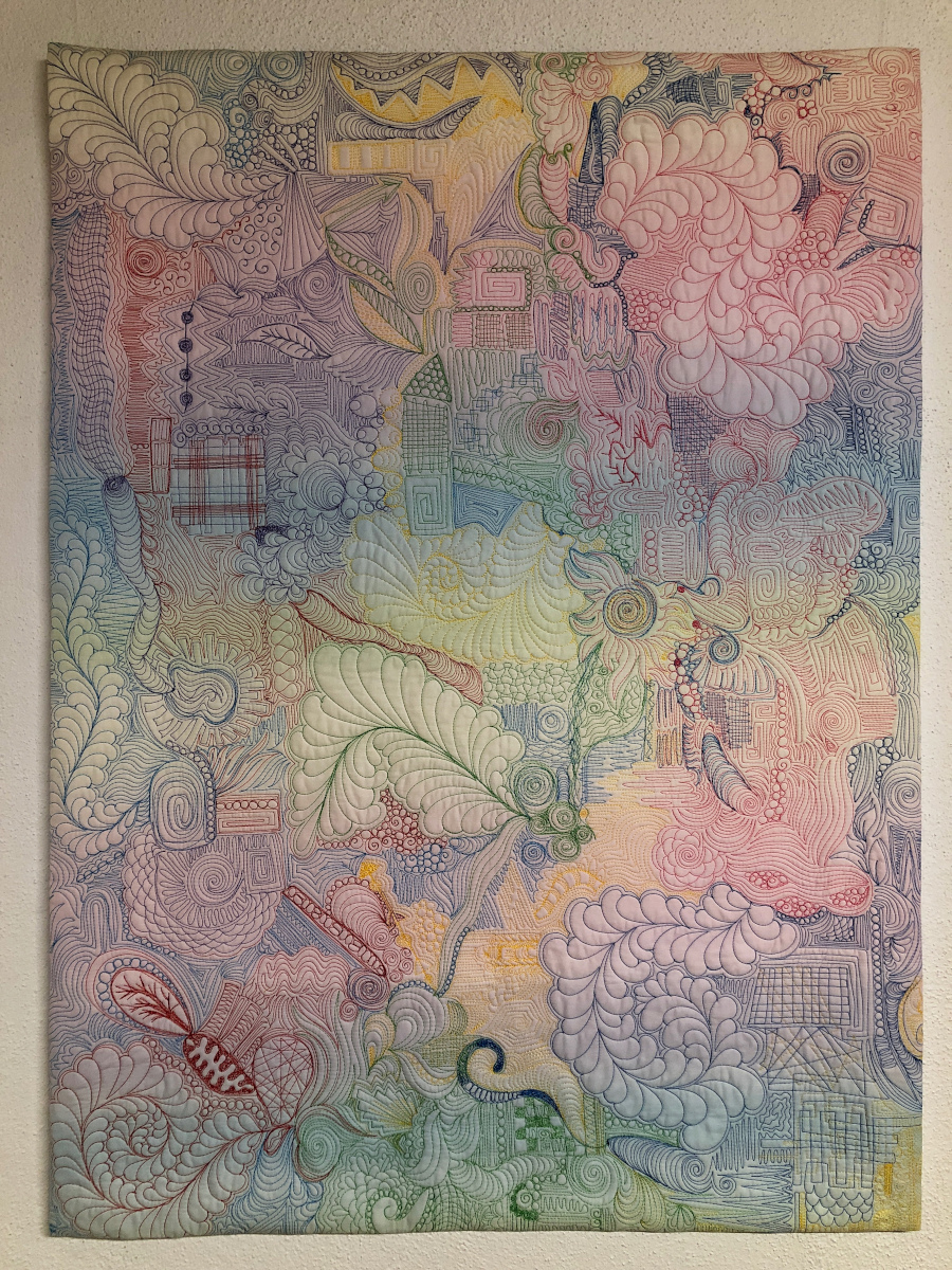 "Barbara Heller's Original Creation ""Reflexion of the Soul"""