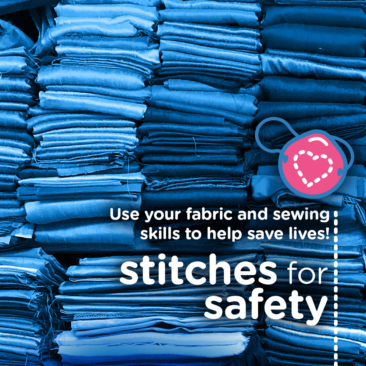 Stitching for Safety