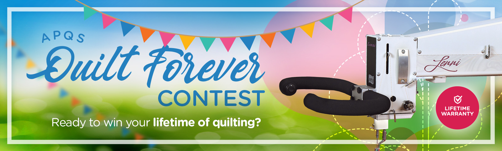 Lenni Quilt Forever Contest
